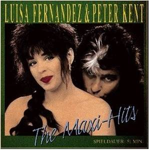 Cover - Luisa Fernandez & Peter Kent: Maxi - Hits, The