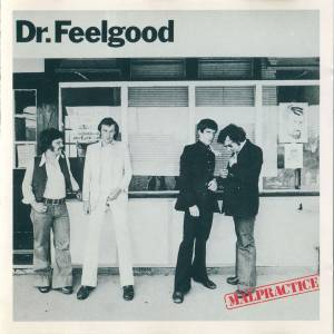 Cover - Dr. Feelgood: Malpractice