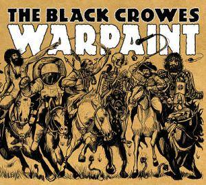The Black Crowes: Warpaint - Cover