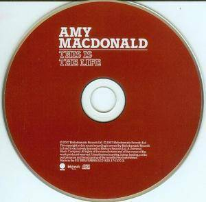 Amy Macdonald: This Is The Life (CD) - Bild 2