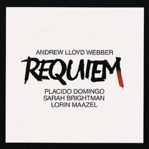 Andrew Lloyd Webber: Requiem - Cover