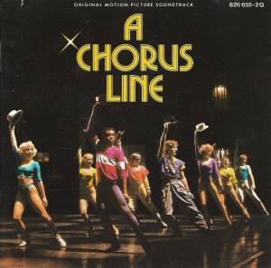 Cover - Marvin Hamlisch: Chorus Line - Original Motion Picture Soundtrack, A