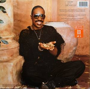 Stevie Wonder: In Square Circle (LP) - Bild 2