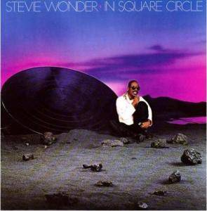 Stevie Wonder: In Square Circle - Cover