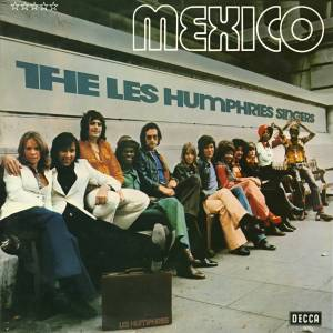 Cover - Les Humphries Singers, The: Mexico