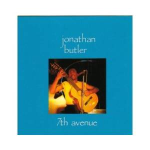 Jonathan Butler: 7Th Avenue - Cover
