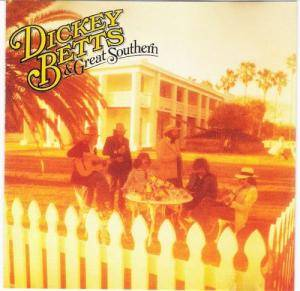 Dickey Betts & Great Southern: Dickey Betts & Great Southern - Cover
