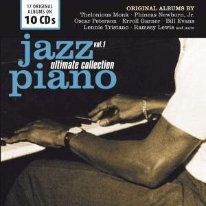 Ultimate Jazz Piano Collection, Vol.1 - Cover