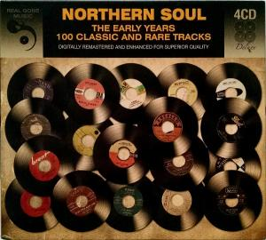 Northern Soul - The Early Years 100 Classic And Rare Tracks - Cover