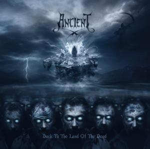 Ancient: Back To The Land Of The Dead - Cover