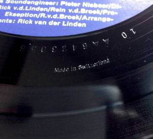 Ekseption: Trinity (LP) - Bild 4