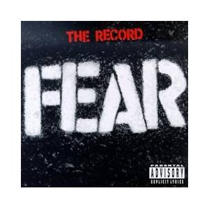 Cover - Fear: Record, The