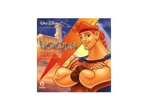 Disney's Hercules - Deutsche Original Version - Cover