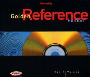 Cover - Jon Strong: Stereoplay Golden Reference Edition Vol. 1 - Voices