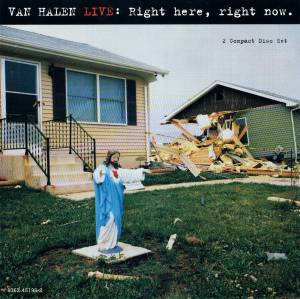 Van Halen: Live: Right Here, Right Now. - Cover