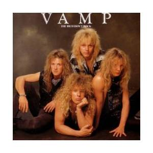 Vamp: Rich Don't Rock, The - Cover