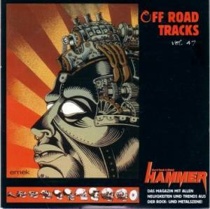 Cover - Traceelords, The: Metal Hammer - Off Road Tracks Vol. 47