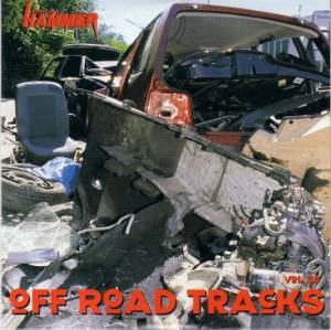 Metal Hammer - Off Road Tracks Vol. 58 - Cover