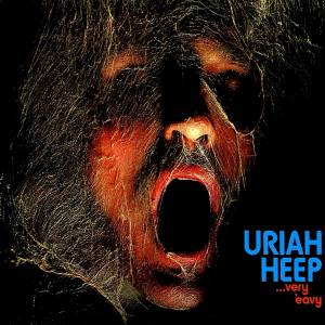 Cover - Uriah Heep: ...Very 'eavy ...Very 'umble