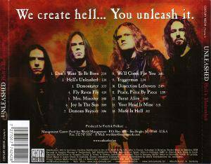 Unleashed: Hell's Unleashed (CD) - Bild 2