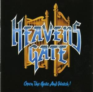 Cover - Heavens Gate: Open The Gate And Watch!