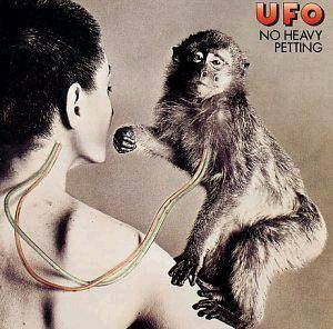 UFO: No Heavy Petting - Cover