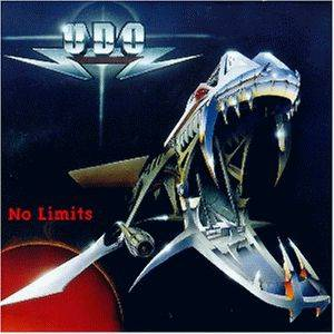 Cover - U.D.O.: No Limits