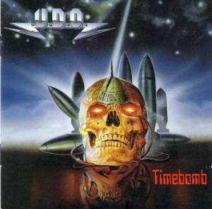 U.D.O.: Timebomb - Cover