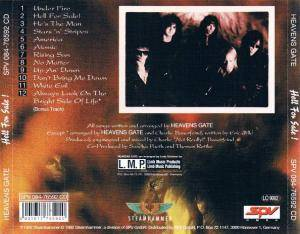 Heavens Gate: Hell For Sale! (CD) - Bild 2