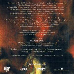 Heavens Gate: Hell For Sale! (CD) - Bild 3