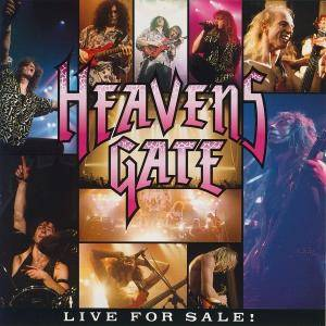 Heavens Gate: Live For Sale! (CD) - Bild 1
