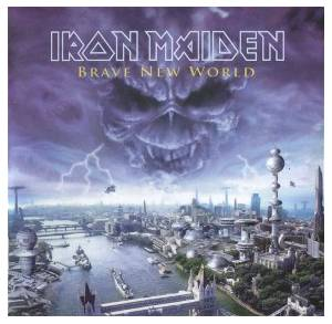 Iron Maiden: Brave New World - Cover