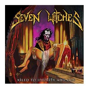 Seven Witches: Xiled To Infinity And One - Cover