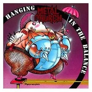 Metal Church: Hanging In The Balance - Cover