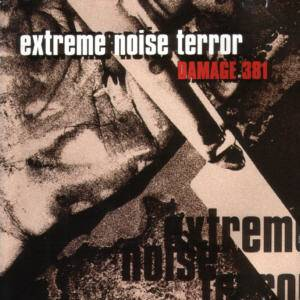 Cover - Extreme Noise Terror: Damage 381