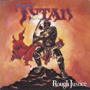 Tytan: Rough Justice - Cover