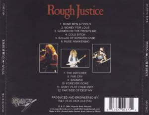 Tytan: Rough Justice (CD) - Bild 3