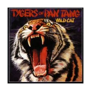 Tygers Of Pan Tang: Wild Cat - Cover