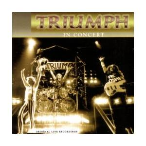 Triumph: King Bisquit Flower Hour Live 1981 - Cover