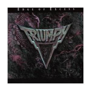 Cover - Triumph: Edge Of Excess