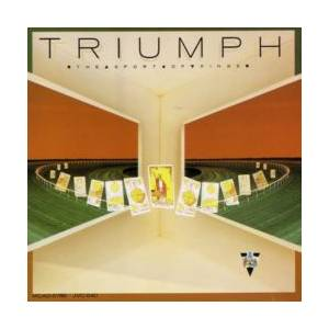 Triumph: Sport Of Kings, The - Cover