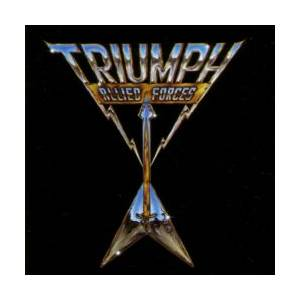 Cover - Triumph: Allied Forces