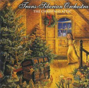 Trans-Siberian Orchestra: Christmas Eve And Other Stories / The Christmas Attic (2-CD) - Bild 3