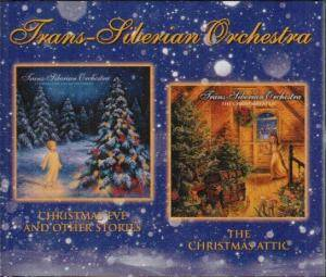 Trans-Siberian Orchestra: Christmas Eve And Other Stories / The Christmas Attic (2-CD) - Bild 1