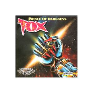 Cover - Tox: Prince Of Darkness