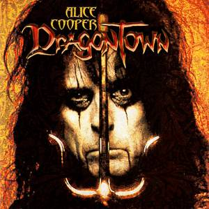Alice Cooper: Dragontown - Cover