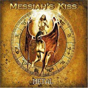 Cover - Messiah's Kiss: Metal