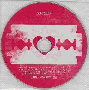 HIM: Razorblade Romance (CD) - Bild 5