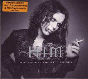 HIM: Deep Shadows And Brilliant Highlights - Cover
