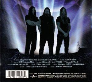 Hypocrisy: The Arrival (CD) - Bild 2
